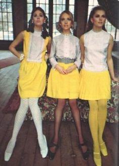 Yellow 1960s