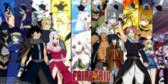fairy tail characters - Google Search