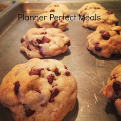 PPM: melt in your mouth chocolate chip cookies