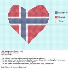 Patriotic Hearts – Norway