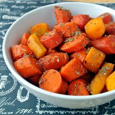 Trisha Yearwood's Buttery Roasted Carrots