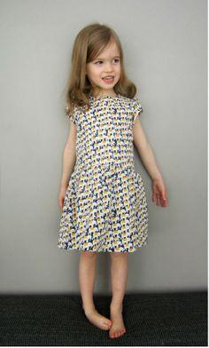 An's seersucker Hanami dress – miss matatabi-I can see Raina in this @Katie Soreth Harman