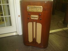 TRUETONE RADIO RESTORED BY RADIO DAYS SHELBY NC