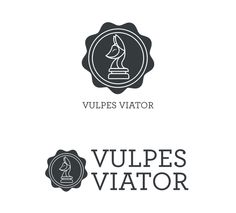 Case Study - Vulpes Viator logo on the Behance Network