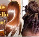 nutrición casera para el cabello