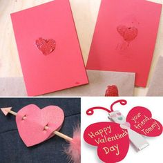 20 Sweetest Valentine's Day Gift ideas 2015 - London Beep  #sweet #giftideas #valentine'day #2015 Valentines Bricolage, Diy Valentines Cards, Valentine Gifts For Kids, Valentine Day Special, Homemade Valentines, Valentine Day Crafts, Valentine Ideas, Valentinstag Special, Saint Valentin Diy