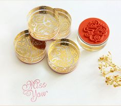 Clear Acrylic and Rubber Stamps Stamps for Scrapbooking Kawaii Stationery, Office And School Supplies, Wax Seals, Clear Acrylic, Cardmaking, Etsy Seller, Stamps, Scrapbooking, Handmade