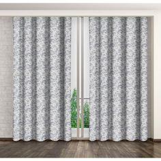 Pestré a moderné závesy sa Vám budú páčiť počas celého roka. V lete Vás uchránia pred páľavou slnka a v zime Vám nebude vidieť do izby aj keď sa skôr stmieva. Curtains, Home Decor, Insulated Curtains, Homemade Home Decor, Blinds, Draping, Decoration Home, Drapes Curtains, Sheet Curtains