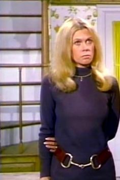 Actress Elizabeth Montgomery As, SERENA On The Infamous
