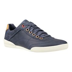 new concept 934ad d6e32 Buy Timberland Split Cup Sole Trainers, Navy Online at johnlewis.com Shoes  Boots Timberland