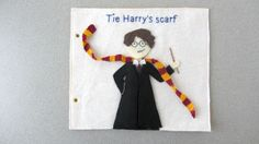 """Tie Harry's scarf"""
