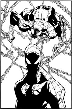 Amazing and Superior Spider-Man - Humberto Ramos