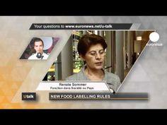 euronews U talk - Las nuevas normas de etiquetado de los alimentos