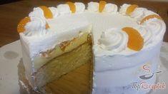 A fantasztikus Florida torta nem más, mint egy kiváló krémes sütemény mandarinnal. Egyszeren nagyszerű, krémes, lágy, puha, habos, és természetesen gyümölcsös. Ha netán valami gond van a mandarinnal, akkor bátran helyettesíthető naranccsal, ananásszal, vagy bármilyen más gyümölccsel. Én mandarinkonzervvel dolgoztam, mert puhább és tapasztalatom szerint édesebb is, mint a boltban kapható mandarin. A Florida név egész egyszerűen onnan ered, hogy a mandarinról mindig Florida jut eszembe…