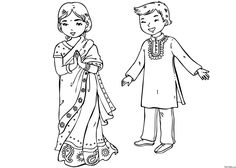 Indian Coloring Sheets india coloring pages for kids Indian Coloring Sheets. Here is Indian Coloring Sheets for you. Indian Coloring Sheets free indian coloring pages at getdrawings free for. Colouring Pages, Free Coloring, Coloring Pages For Kids, Coloring Sheets, Coloring Books, Around The World Theme, Kids Around The World, Around The Worlds, India For Kids