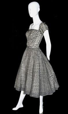 vintage dress ceil chapman
