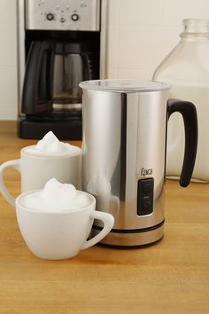 Amazon.com: Epica Automatic Electric Milk Frother and Heater Carafe: Kitchen & Dining