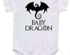Game of Thrones onesie. Khaleesi onesie  baby onesie