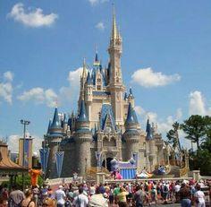 Disney world & Home