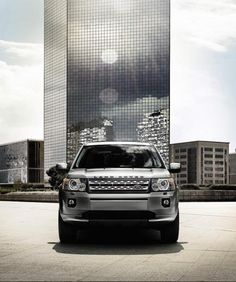 The 2012 Land Rover LR2. #LandRover #LR2
