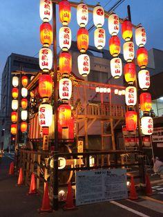 大津祭 Otsu Japan shiga