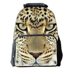Backpacks rucksacks Graffiti Cool 3D College student School