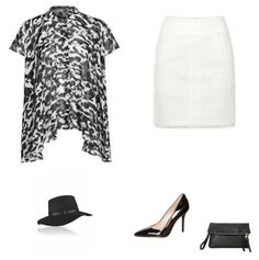 Chic Outfit - #Guess #KarenMillen #Pieces #Supertrash - Clooy.nl