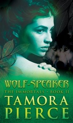 {Young Adult Fantasy} Wolf-Speaker by Tamora Pierce. This is the second book in the Immortals Quartet.