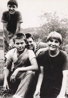 (Stand by me, 1986)  One of my all time favorite movies :D