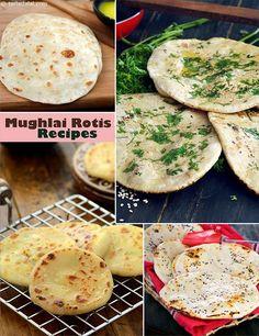 Mughlai Paratha Recipes, Mughlai Roti Recipes, Mughlai Naan Recipes, Tarladalal.com   Page 1 of 2