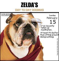 Zelda's DAY to DAY Dogma