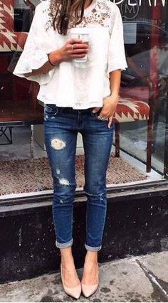 Love these jeans. Great wash and not too distressed.