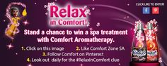 Comfort Aromatherapy Fabric Conditioner » Home Tester Club » New Product Watch