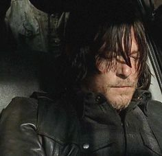 """The Walking Dead 5x16 """"Conquer"""" Daryl Dixon """"Just let me finish my smoke first."""""""
