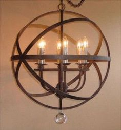 Coastal Style Unique Nautical Chandeliers and Hanging Lights   Ourboathouse.com