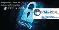 #Ashtopus Participating with #Fingerprint #Cards AB ( #FPC) at #IFSEC event 2015 , New-age #Security #Solutions for Securing People, Inventory and Infrastructure is now in its final finishing stages all our marketing,Please  visit at our stand (Booth : D-15 Hall No: 12) find latest FPC sensors