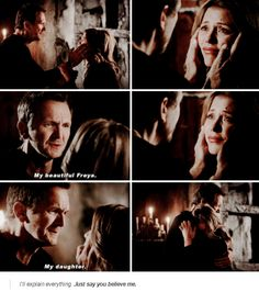 "#TheOriginals 2x15 ""They All Asked for You"" - Mikael and Freya"
