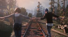 Max and Chloe Life is Strange -Episode Two review