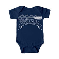Life Is But a Dream Graphic Baby Bodysuit By TrulySanctuary, Great Baby Shower Gift, First Birthday Gift Or Party Favor on Etsy, $17.78 AUD