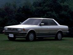 Toyota Chaser (Х70) '1984–88