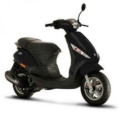 Piaggio Zip 4-takt Zwart