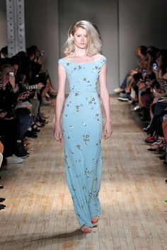 Fresh from the New York Fashion Week runways, Jenny Packham's new 2015 collection is all the party wear inspiration you need