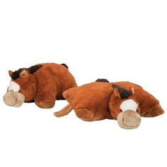 Cuddly Horse Pillow Pet