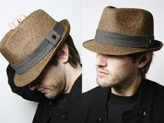 "Image detail for -Editor's Note– We're men. Our style is portrayed less through flash and ""glamour"" than it is through simplicity and functionality. The hat isn't a tool ..."