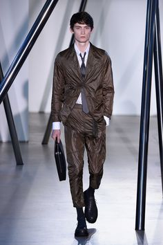 Jil Sander Spring Summer 2016 Primavera Verano Collection - #Menswear #Trends #Tendencias #Moda Hombre Milan Fashion Week - D.P.