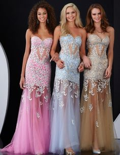 JASZ Couture RED CARPET Evening Dresses<BR>Pageant Dresses<BR>4993<BR>Delicate and Sexy!