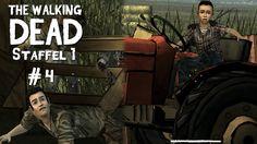 The Walking Dead S01E01 #4 - Die erste schwierige Entscheidung - Let's Play The Walking Dead