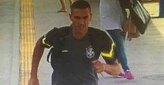 osCurve Brasil : Polícia busca suspeito de esfaquear jovem em trem ...