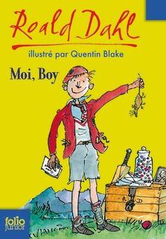 Moi, Boy - Folio Junior - Livres pour enfants - Gallimard Jeunesse