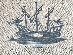 Stone pavement (calçada a portuguesa). Portuguese Culture, Portuguese Tiles, Visit Portugal, Lisbon Portugal, Stone Pavement, Crazy Paving, Best Places To Vacation, Sea Dragon, Marble Art